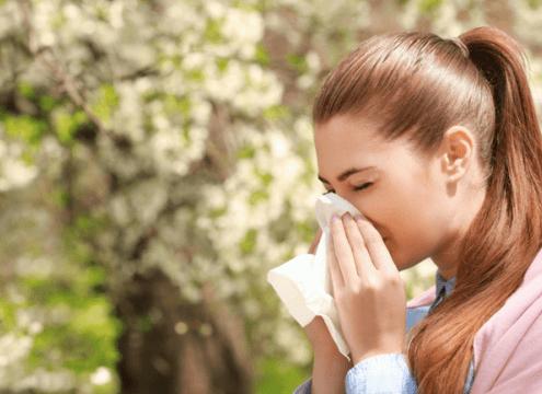 alerjik rinit belirtileri
