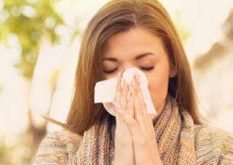 alerjik rinit ve hastalıklar